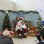 Santa at the Centre